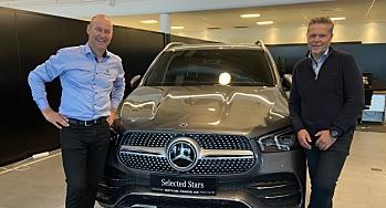 Skal bli Norges største på brukte Mercedes-Benz