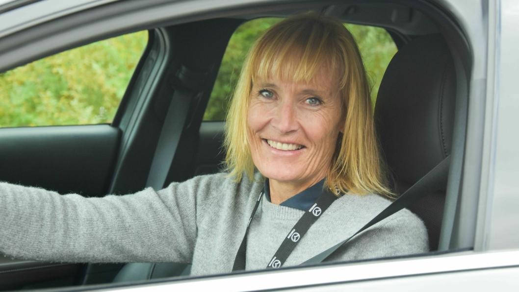 Karianne Westby har vært administrerende direktør i Mazda Motor Norge siden 2004.