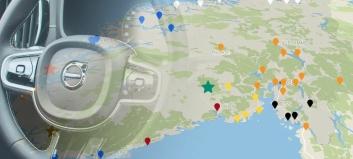 Kan gå mot kraftig konsolidering av Volvos nettverk
