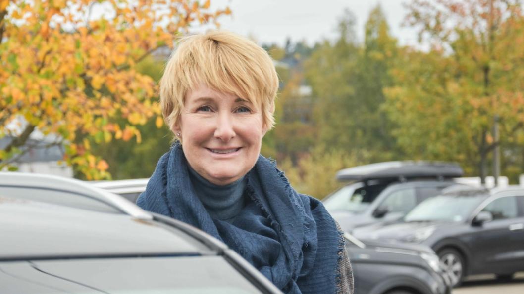 Irene Solstad tror Kia-salget neste år vil være 80 prosent helelektrisk.