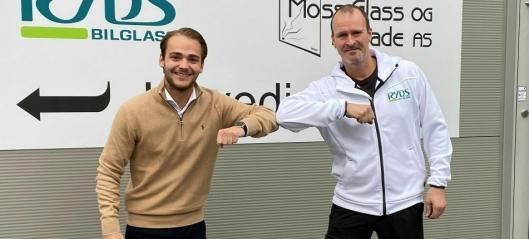 Ryds Bilglass utvider - kjøper verksted i Moss