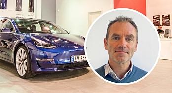 Teslas nye avdeling i Bodø - han blir ny «store manager»