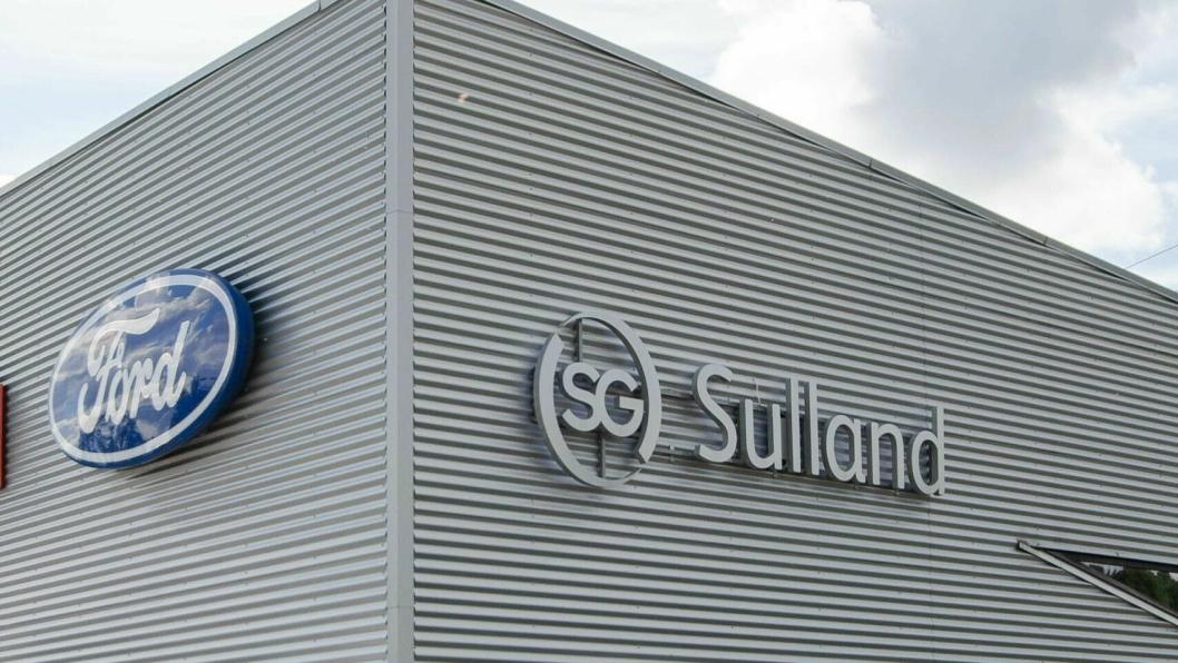 Sulland overtar Ford-, Isuzu- og Suzuki-forhandleren Gustavsen Bil.