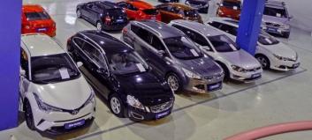Brukte biler: Her har økningen vært størst