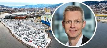 Møller investerer i Drammen havn