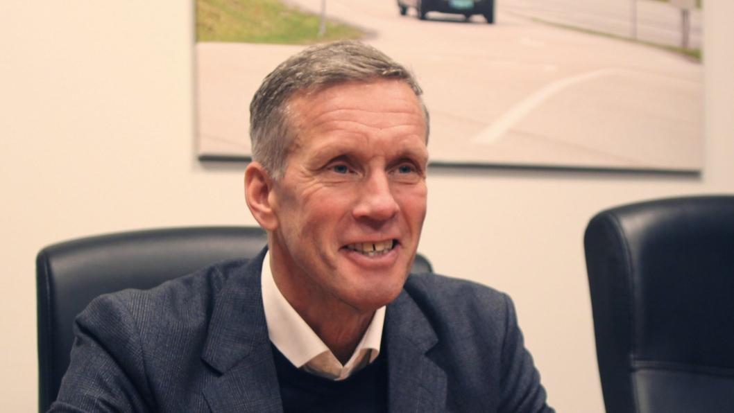 Frode Martinussen er daglig leder i Promeister Solutions.
