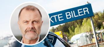 Schibsted: Vil påklage vedtaket om å selge Nettbil