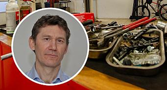 Tips om ulovlig verksteddrift:- Bilbransjen må ta ansvar