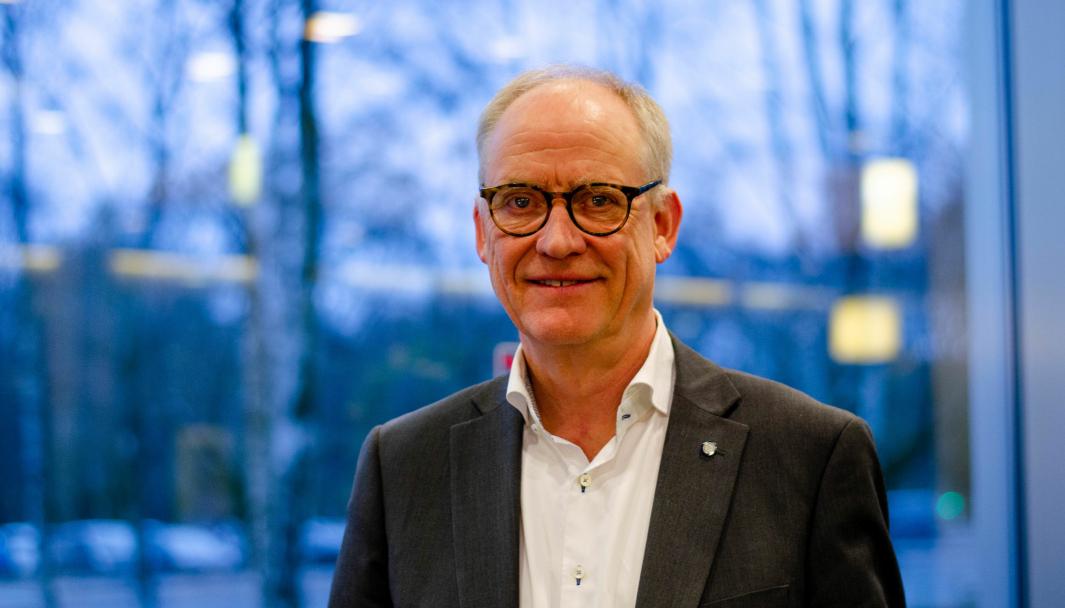 - For NBF har det vært viktig å tilby en møteplass og ikke et Teams-møte, sier fagsjef forhandler- og verksteddrift Knut Martin Breivik.