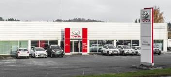 Sulland kjøper Toyota Ramstad Bil AS