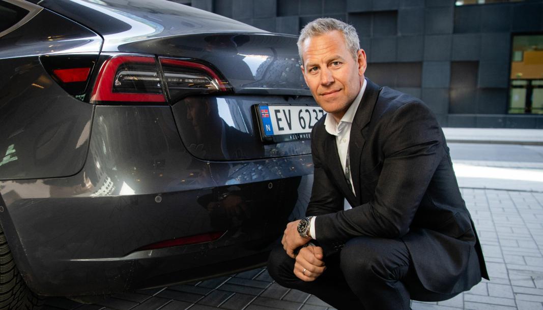 Haakon Marthinsen er leder for Autolease Norge.