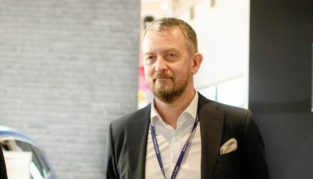 Marius Thorberg er daglig leder for Bertel O. Steen Lørenskog.