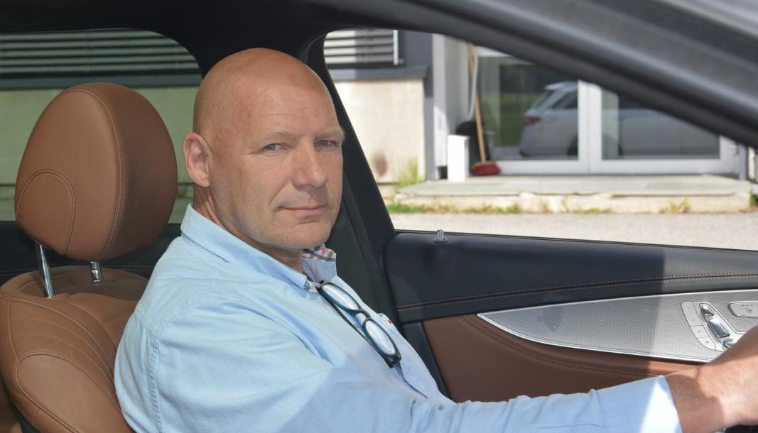 Asgeir Elvstedt er daglig leder i Holgersgruppen.