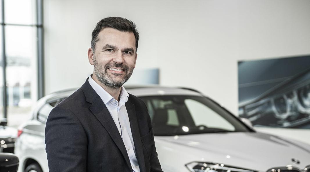 Hallvard Vikeså er konstituert administrerende direktør i Hedin Automotive.