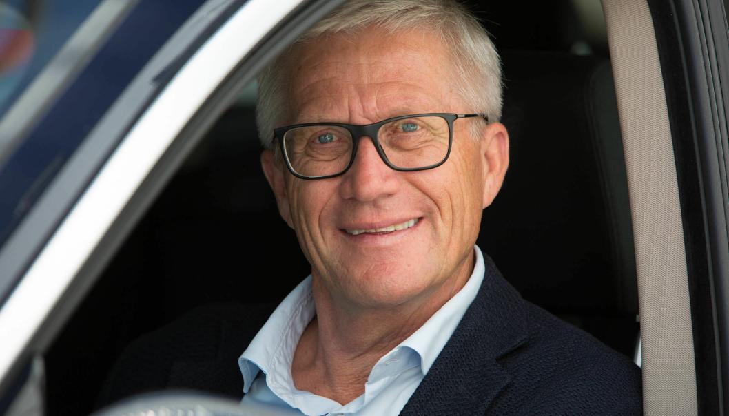 BIL-direktør Erik Andresen er godt fornøyd med FRPs gjennomslag i budsjettforhandlingene.