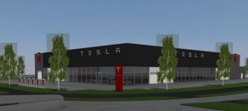 Store planer for flere nye Tesla-anlegg