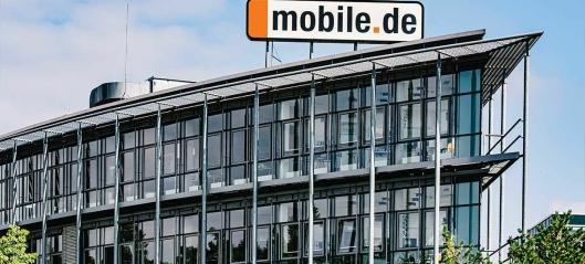 Tysklands største bruktbiltjeneste blir norsk