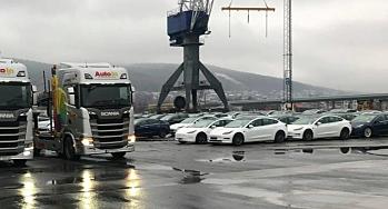 Tesla fester desember-grepet