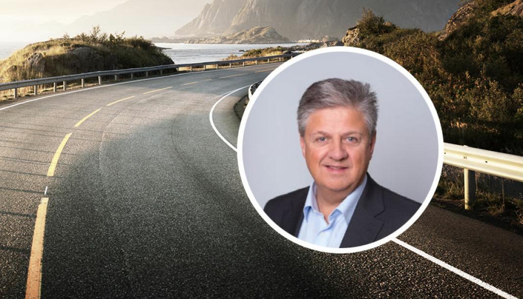 Jack Iversen, administrerende direktør i Brage Finans.
