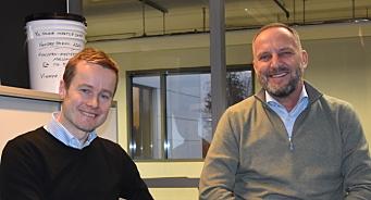Erik Arnesen: Går «all inn» digitalt