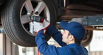 Vil innføre offentlig godkjenning for bilvask, dekkskift og dekklagring