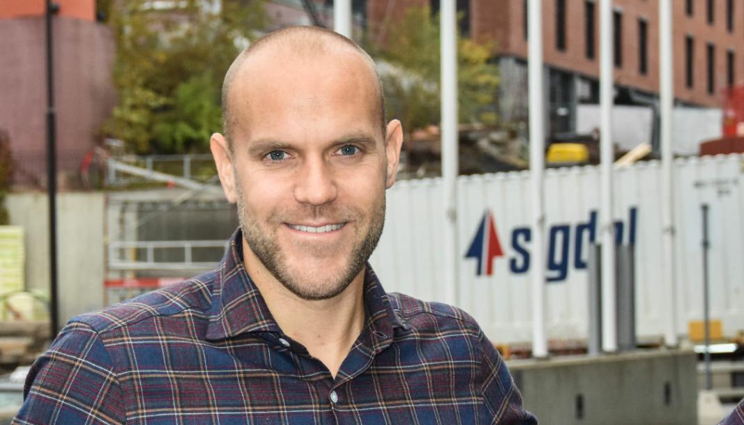 Anders Espelund, daglig leder i Nettbil.