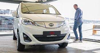 BOS og RSA: Forventer kraftig vekst i el-andelen for varebiler