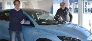 Kan ikke leve av Mazda alene – skal øke omsetningen med Xpeng