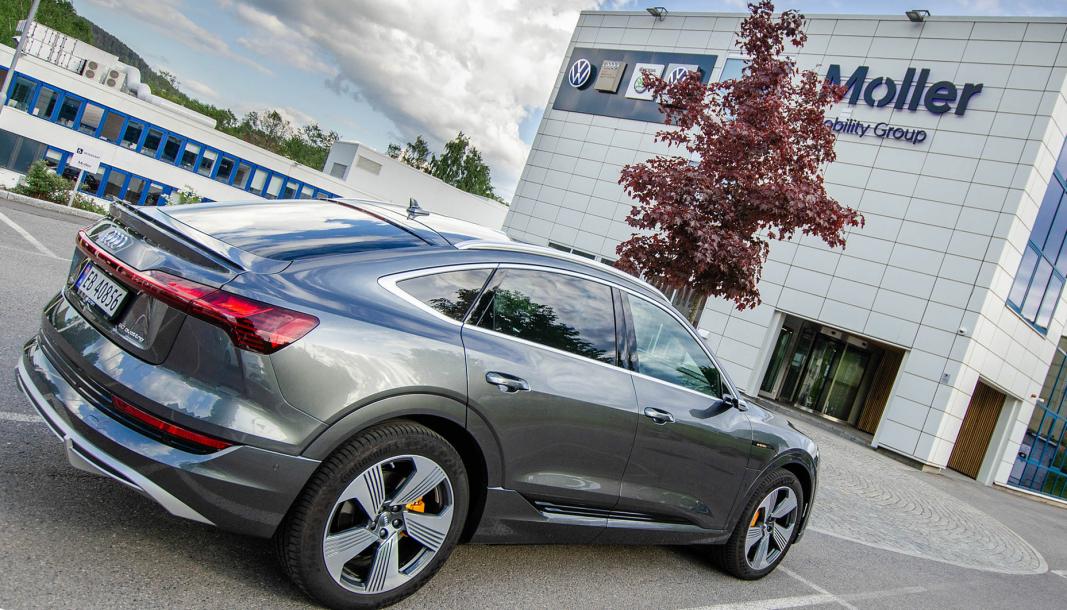 Møller Mobility Group leverte over 46.000 nye biler i fjor. Merkeavtalene tilfører forsikringsselskapene betydelig volum.