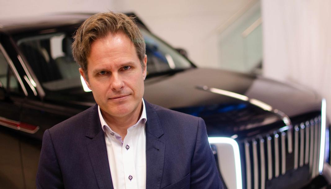 Administrerende direktør i HBI Norge, Knut G. H. Aas.