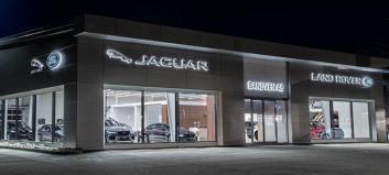 To dobbeltvinnere i Jaguar Land Rover-kåringene