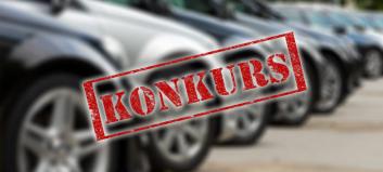 Bilbransje-konkurser: Ned 60 prosent i januar