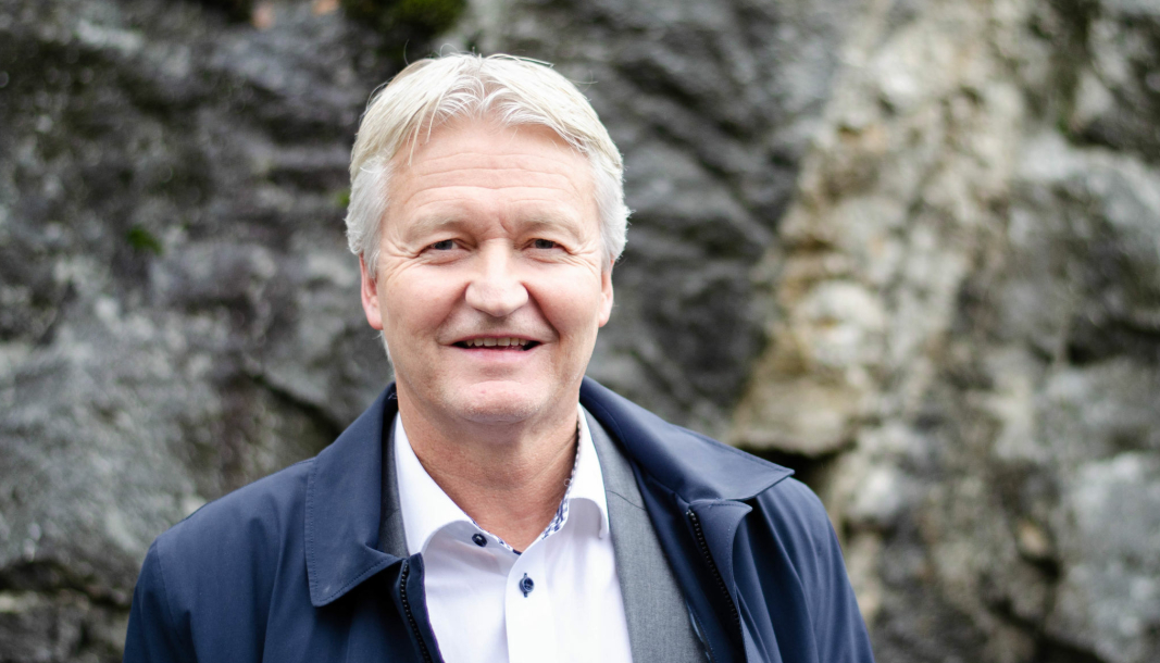 Svein Oftedal, administrerende direktør i Würth.