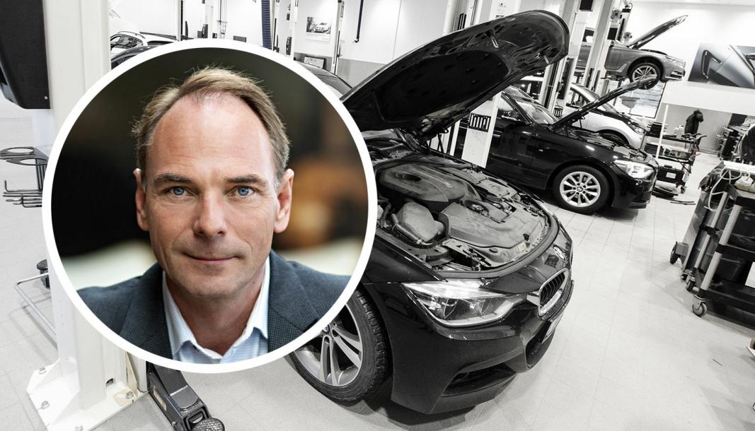 Samlet har bilbransjen kommet godt gjennom snart ett år med «unntakstilstand», mener Stig Morten Nilsen.