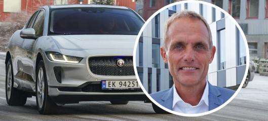Marius Hayler fratrer som sjef for BC Norway AS