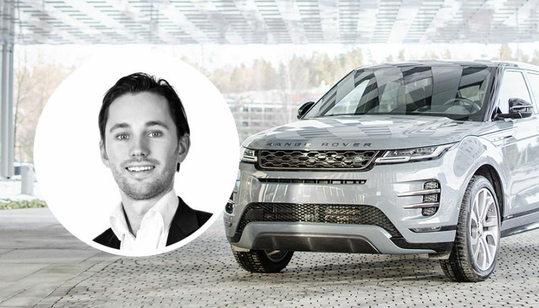 Marius Myre Eng blir konstituert country manager for Jaguar- og Land Rover-importøren fra 1. mars.