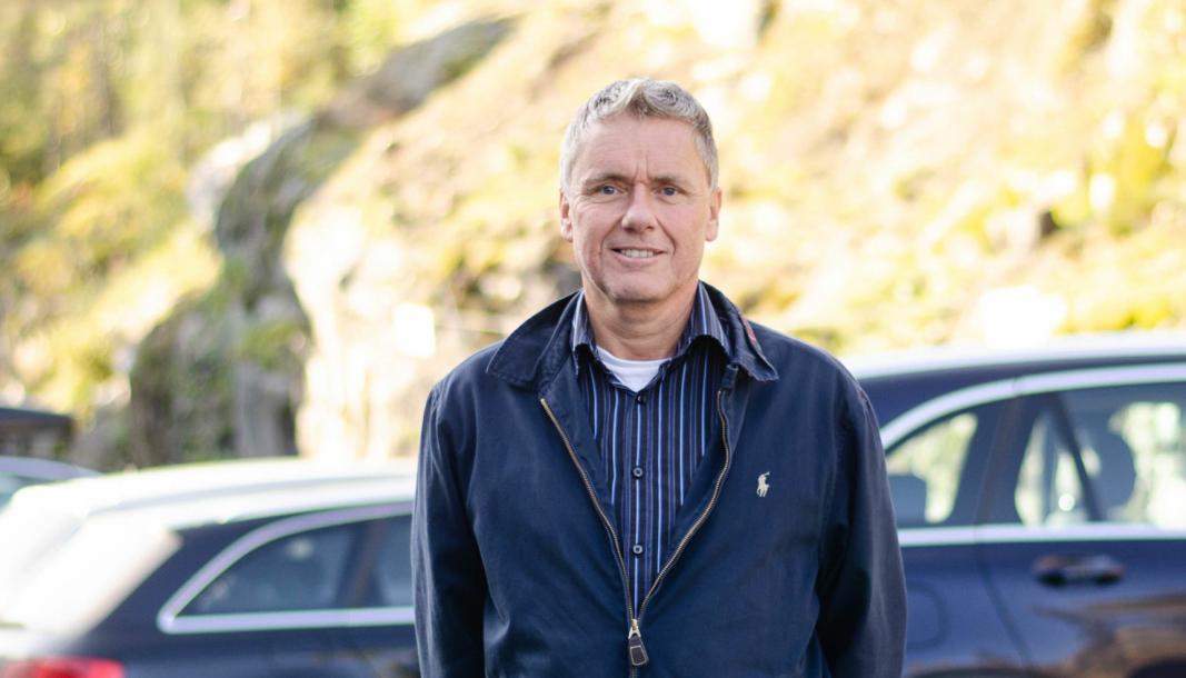 Morten Birkeland, administrerende direktør i Sørensen og Balchen.