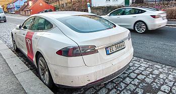 Dette er Teslas mål med mobile verkstedtjenester
