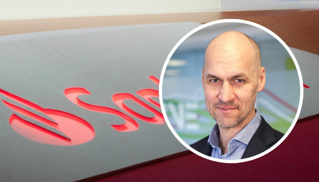 <em>Michael Hvidsten er konsernsjef i Santander Consumer Bank.</em>