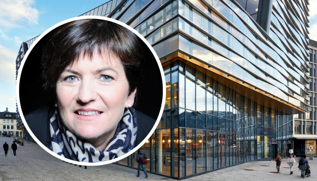 Grethe Moe Tungesvik er assisterende direktør og leder for forhandlerkanalen i Brage Finans.
