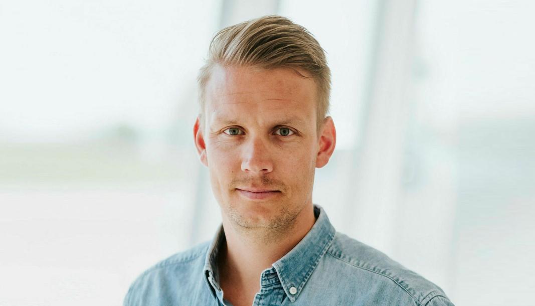 <em>Erik Trosby er kommunikasjonssjef i Volvo Car Norway.</em>
