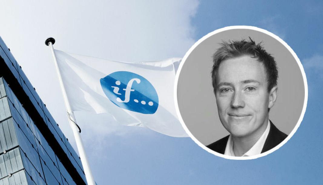 <em>Anders Skalmerud Sørbo, leder for Mobility i If Skadeforsikring.</em>