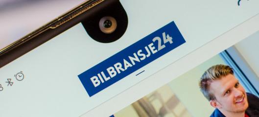 Derfor ber vi deg om å bytte passord på Bilbransje24