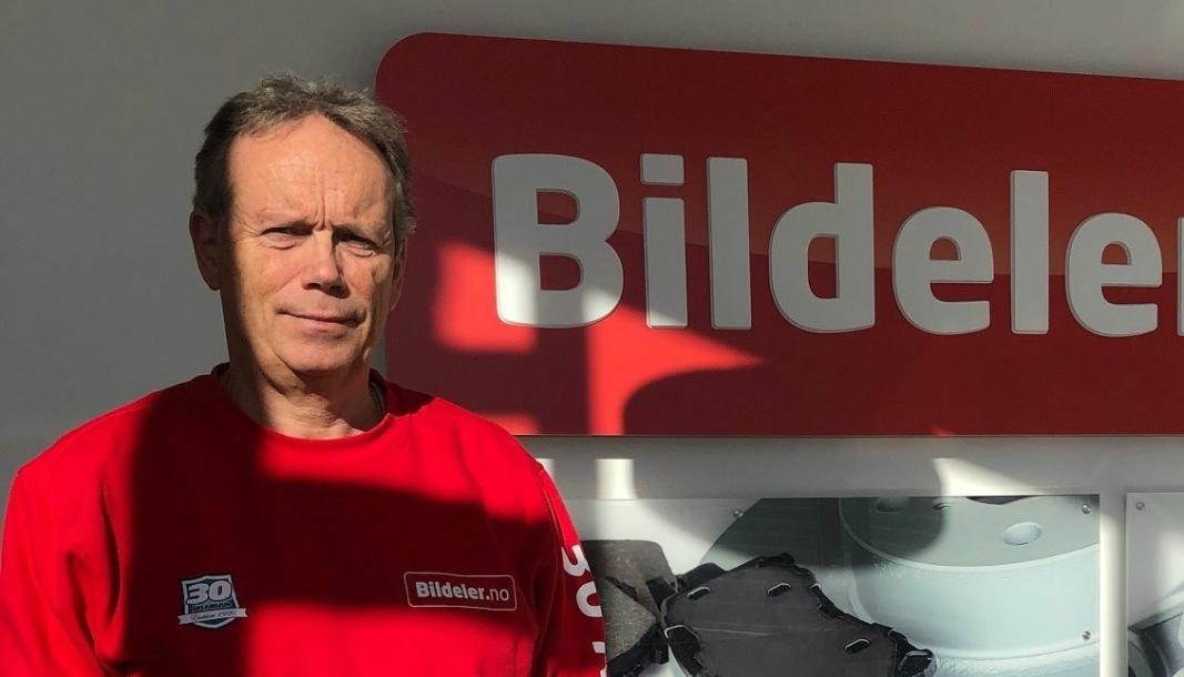 <em>Frode Kittelsen tok over som daglig leder i Norsk Bildelsenter AS i april 2020.</em>