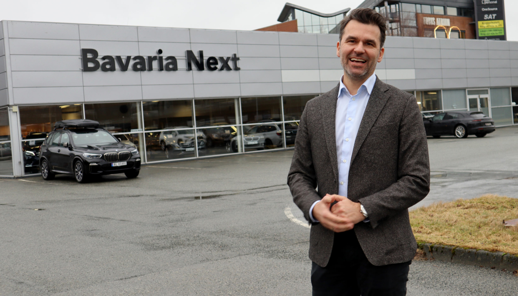 <em>Hallvard Vikeså er administrerende direktør i Bavaria Norge.</em>
