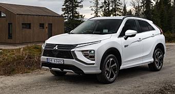 Mitsubishi fortsetter på det europeiske markedet – kjøper modeller fra Renault