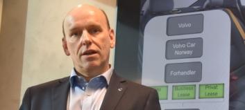 Care by Volvo vokser - dette er kundene