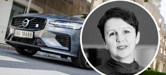 Hun blir Volvos nye servicemarkeds-direktør