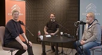 «Bak rattet»: Bertel O. Steen lanserer podcast