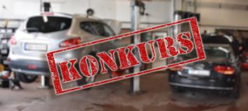 Flere konkurser i bilbransjen